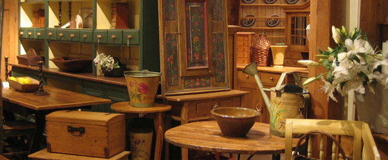European Country Antiques